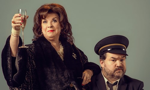 Citizens Theatre presents Mrs Puntila and Her Man Matti