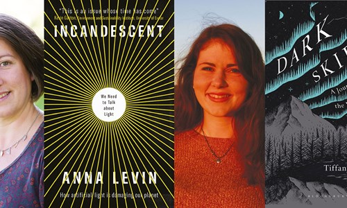 Anna Levin and Tiffany Francis, The Properties of Darkness and Light