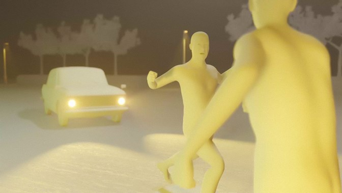 Tramway TV - Adam York Gregory: Slight Fracture