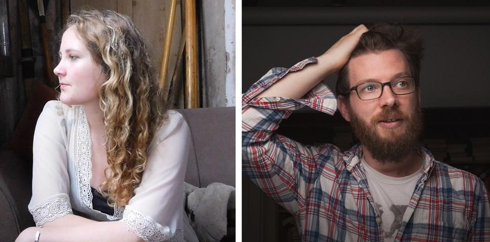 Shaun Bythell Introduces... Daisy Johnson and Alan Trotter