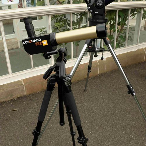 Solar Observing Outdoor