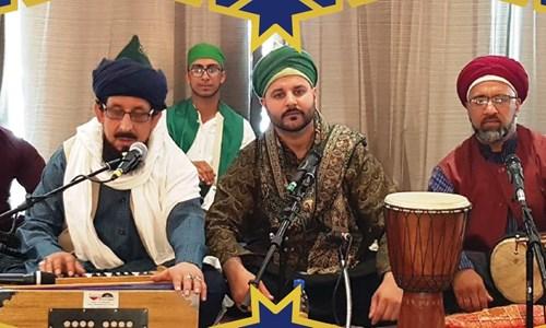 Sufi Festival Evening Concert with Shah e Mardan