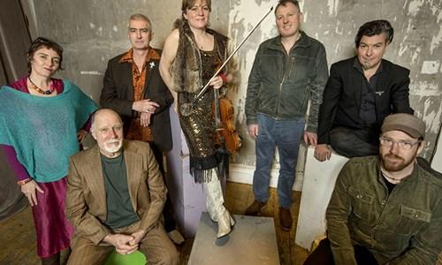 Shooglenifty and Kinnaris Quintet