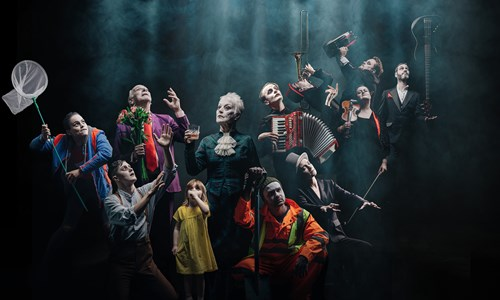 Citizens Theatre presents The Dark Carnival
