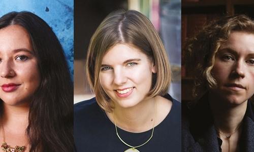 Kiran Millwood Hargrave, Elizabeth Macneal and Menna Van Pragg, A Trio of Powerful, Bewitching novels