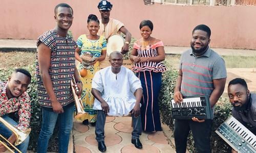 Alogte Oho & his Sounds of Joy and BEMIS