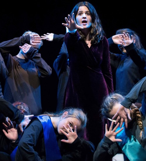 Shakespeare Schools Festival 2017 at Tramway image