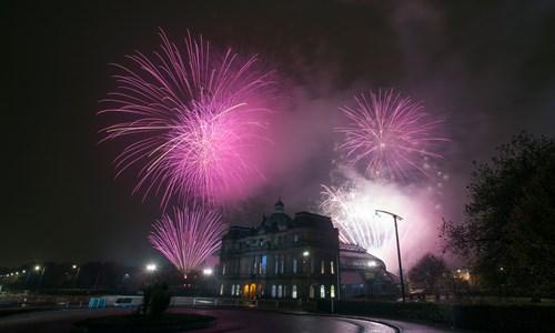Glasgow Fireworks 2018