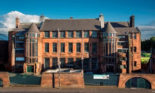 Join the Scotland Street School Building Tour