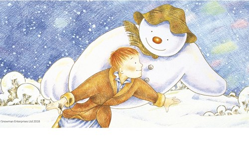 RSNO 2019/20 Christmas Concert: The Snowman (2pm show)