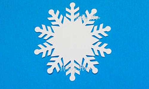 Snow Flake Fun