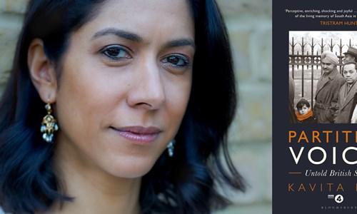 Kavita Puri, Partition Voices: Untold British Stories