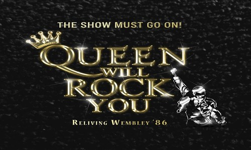 Queen Will Rock You!