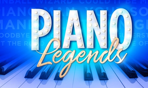 Raymond Gubbay Presents: Piano Legends