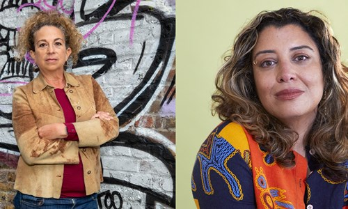 Monique Roffey & Leone Ross - Captivating Caribbean Fiction