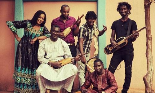Bassekou Kouyate & Ngoni Ba with SIAN