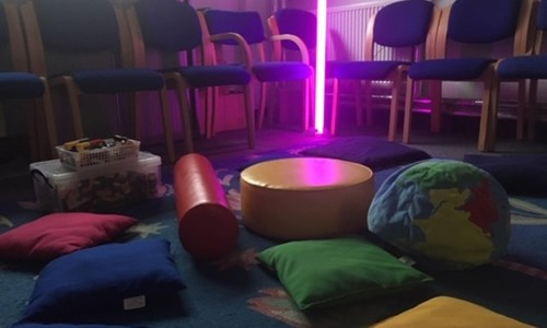 Summer Holiday Programme - Autism Friendly Quiet Space (various dates)