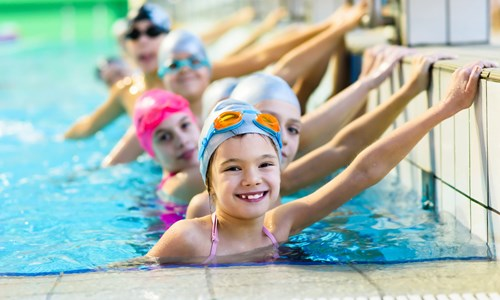 Learn to Swim at North Woodside Swimming Pool