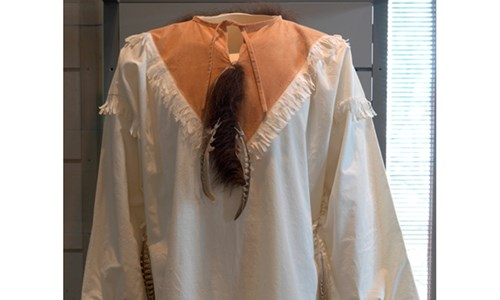 Kelvingrove Talks: Glasgow's Ghost Dance Shirt – A 20th Anniversary Reflection.