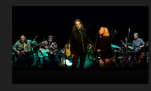 DF Concerts presents: Saving Grace featuring Robert Plant and Suzi Dian