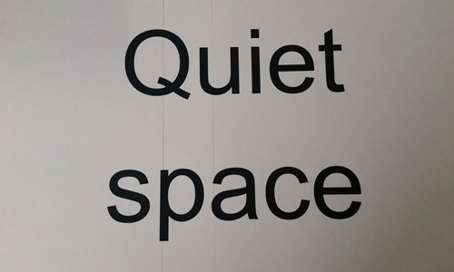 Quiet Safe Space
