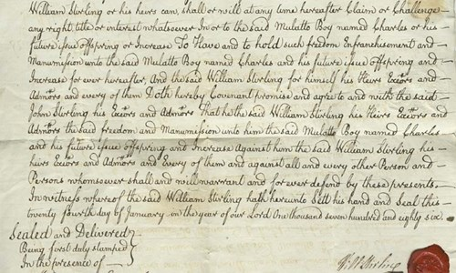 Digitising Scottish Slave Ownership in 18th Century Jamaica