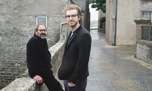 Tom & James Morton