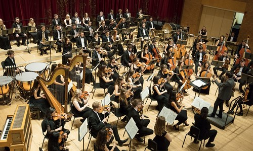 RCS Concerto Soloists with RSNO