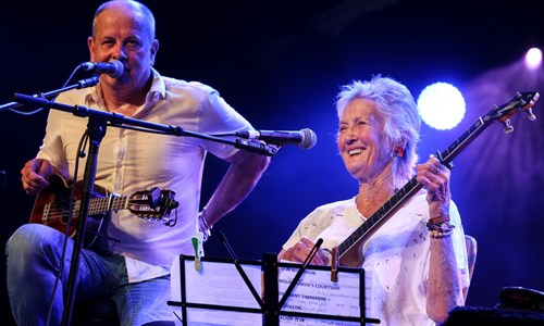 Peggy Seeger with Calum & Neill MacColl