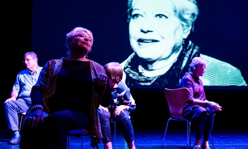 Glasgow Drama Group / Bhuidheann ùr Dràma Ghlaschu