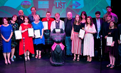 Critics Awards for Theatre in Scotland 2019