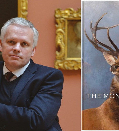 CHRISTOPHER BAKER Monarch of the Glen at CCA image