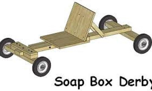 Weekly Store Hunters Family Programme - Soap Box Derby