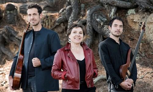 Annie Ebrel Quartet with Jean-Michel Veillon & Yvon Riou