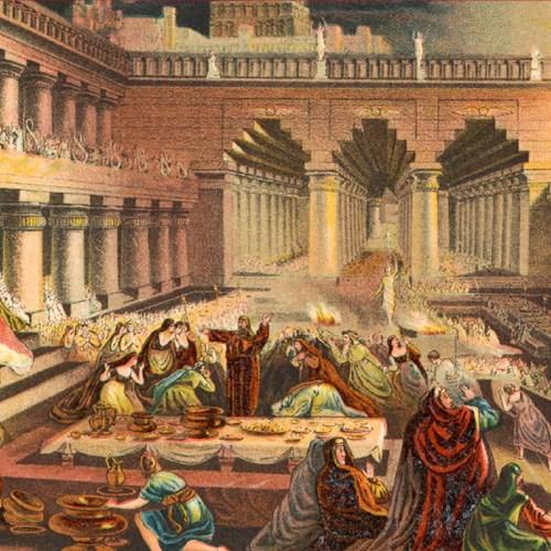 City of Glasgow Chorus - Belshazzar's Feast