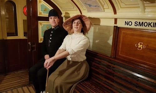 Meet the Victorians on Main Street
