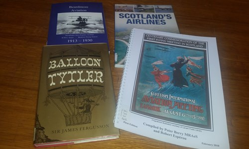 Mitchell Curious: Scotland's Place in Aviation History
