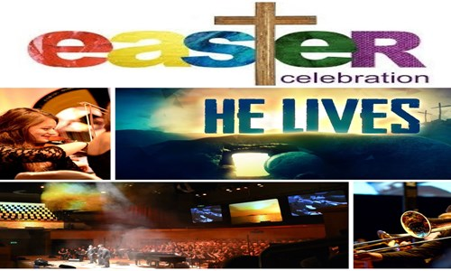 "Revival FM presents Easter Celebration 2019 ""HE LIVES!"""