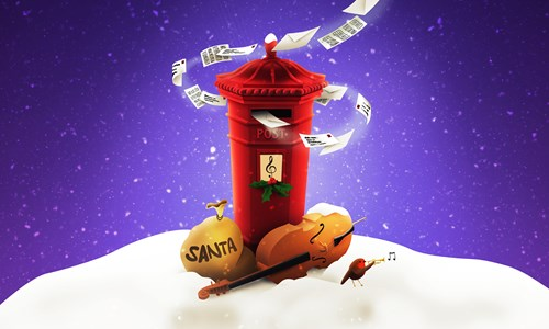 Children's Classic Concerts: Santa's Postbox