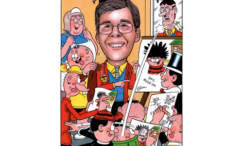 Beano - Cartoon Capers