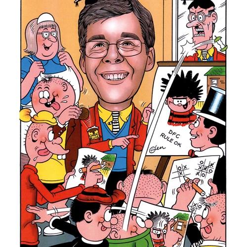 Beano - Cartoon Capers