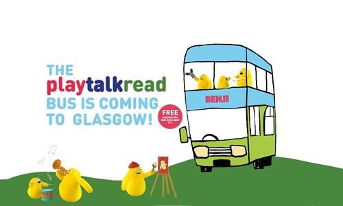 Play Talk Read Bus