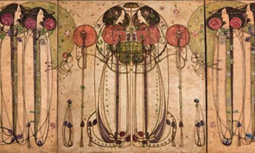 Kelvingrove Talks: Charles Rennie Mackintosh's 'The Wassail'