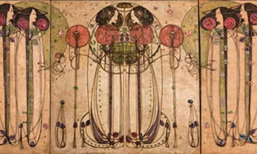 Charles Rennie Mackintosh's 'The Wassail'