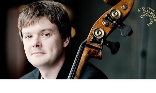 SCO 2019/20: NIKITA NAUMOV PLAYS EÖTVÖS DOUBLE BASS CONCERTO