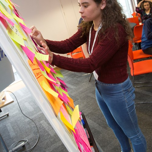 Young Scot celebrate: 2018 Year of Young People