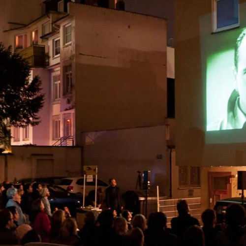 A Wall is a Screen: Leith