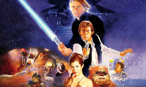 Star Wars: Return of the Jedi with Live Orchestra