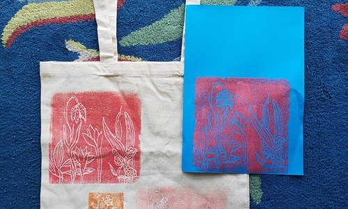 Creative Sundays: Tote Bags