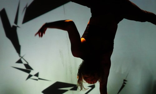 Kid_X Workshop: Performing with Projections